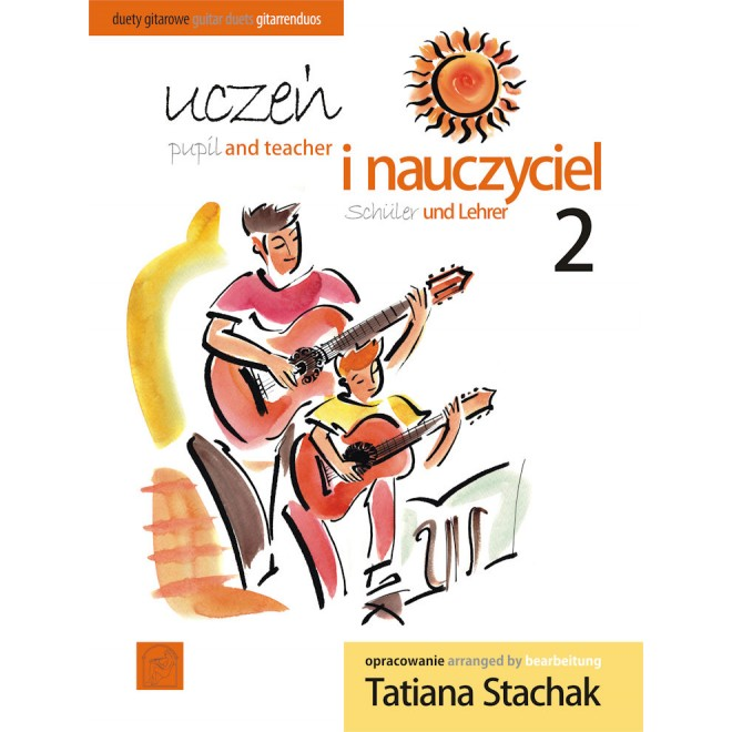 STACHAK, Tatiana (ed.) - Pupil & Teacher vol. 2