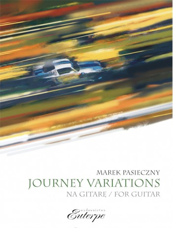 PASIECZNY, Marek - Journey Variations