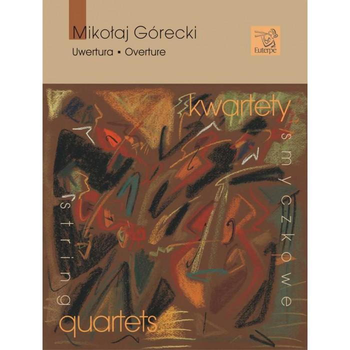 GÓRECKI, Mikołaj - Overture
